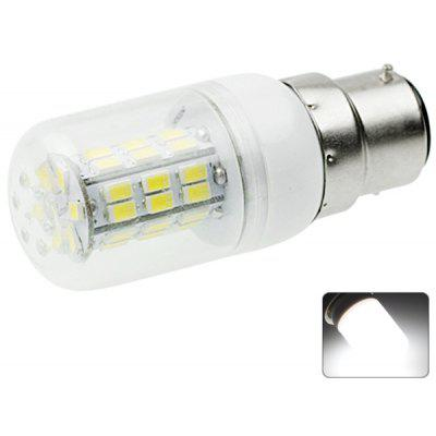 Sencart B22 42 SMD - 5730 LEDs 8W LED Transparent Corn Light Bulb (800  -  1200LM AC 95  -  260V White Light)