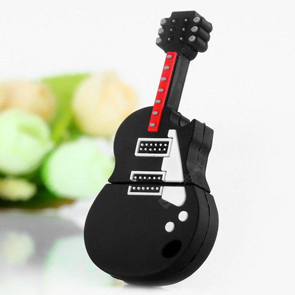 Creative USB2.0 8GB USB Flash Memory Disk Style de guitarra para laptop