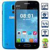 Mini G9600 Android 4.4 3G Smartphone with 4.0 inch WVGA Screen SC7715 1.0GHz Single Core WiFi Dual Cameras - BRIGHT BLUE