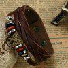 Fashion Butterfly Multielement Layered Link Bracelet For Men deal