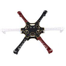 DJI F550 Quadcopter Multirotor Frame Kit for KK MK MWC RC Hexacopter Part