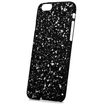 Fashionable Plastic Material Ultra Slim Back Cover Case with Dot Design for iPhone 6 4.7 inch Screen