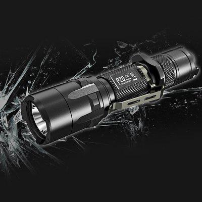 Nitecore P20 Cree XM - L2 800 Lumens 4 Modes LED Waterproof Cop Flashlight Torch (1 x 18650 or 2 x CR123 Battery)