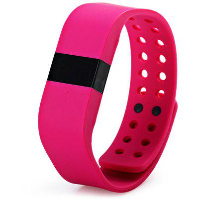 Digicare ERI Smart Bluetooth Bracelet Watch Waterproof Message Notification Heart Rate Monitor en Gearbest