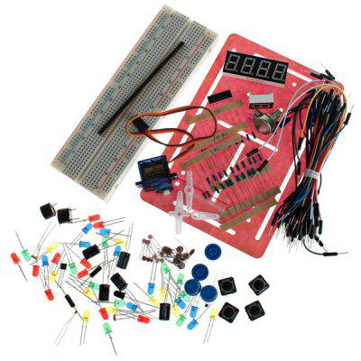 DZQJ - 03 Practical DIY All in One Electronic Components Kit -$21.92 ...