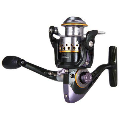 YF500 Super Precise Drag System Fishing Reels 10 Ball Bearings Winder Spool  -  One Way Clutch