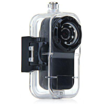 F38 10m Waterproof 1080P FHD Mini Action Camera Sports DV 120 Degree Wide Angle Fisheye Lens
