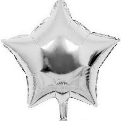 Aluminium Film Balloon Star Pattern for Christmas Decoration Festival Ornament