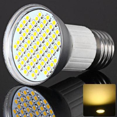Sencart 4W E27 260LM SMD - 3528 60 x LED Spot Light Bulb  -  Warm White AC 85 - 265V