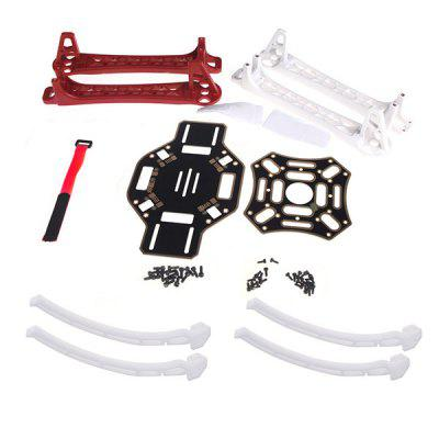 4pcs Universal High Landing Gear for F450 F550 SK480 +F450 Multicopter Quadcopter Rack Kit Frame