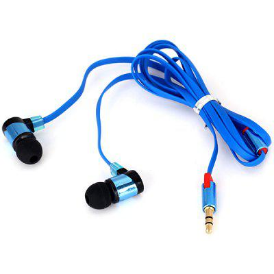SMZ658 HiFi EarphonesEarbud Headphones<br>SMZ658 HiFi Earphones<br><br>Application: Portable Media Player, DJ, Computer, Mobile phone<br>Compatible with: Mobile phone<br>Connecting interface: 3.5mm<br>Connectivity: Wired<br>Driver type: Dynamic<br>Driver unit: 9mm<br>Frequency response: 20~20KHz<br>Function: HiFi, Noise Cancelling<br>Impedance: 16ohms<br>Model: SMZ658<br>Package Contents: 1 x Earphone<br>Package size (L x W x H): 9.50 x 7.50 x 2.00 cm / 3.74 x 2.95 x 0.79 inches<br>Package weight: 0.0340 kg<br>Product weight: 0.0120 kg<br>Sensitivity: 102dB<br>Type: In-Ear<br>Wearing type: In-Ear