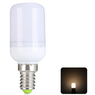 Sencart 4W E14 120LM 12 x SMD - 5730 Warm White Frosting LED Corn Lamp  -  AC 220 - 240V