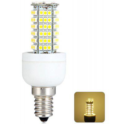 Sencart 6W 280LM SMD 3528 E14 Warm White 102 - LED Corn Bulb without Shell