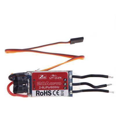 ZTW Spider Series 20A Brushless Speed Control ESC for Airplane Multicopter Quadcopter