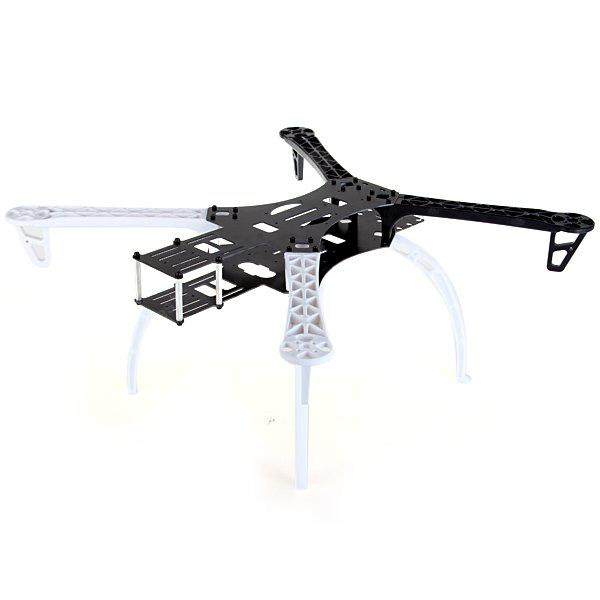 450 X - Mode Alien Multicopter Quadcopter Cadre et 4pcs F450 Frame Multifunction Landing Gears