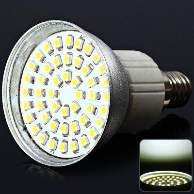 Sencart E14 3W SMD 3528 48 LEDs White Light Spot Lamp (220LM 6000 - 6500K 85 - 265V)