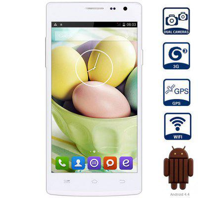 JIAKE Find 7 Android 4.4 3G Phablet with 5.0 inch QHD Screen MTK6582 1.3GHz Quad Core 1GB RAM 8GB ROM WiFi GPS Dual Cameras