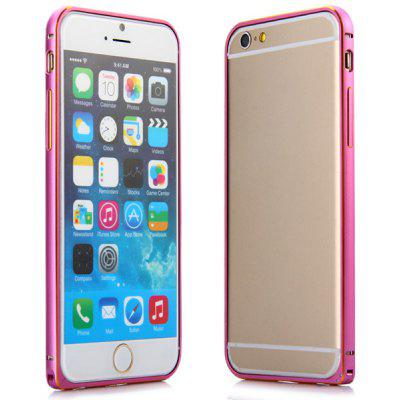 Novelty Frame Design Protective Bumper Case with Aluminium Alloy Material Design for iPhone 6  -  4.7 inches