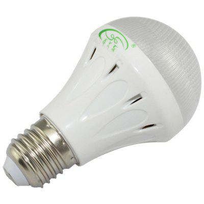XinYiTong - 272840 E27 5W 450lm 3500K 18 x 2835 SMD LED Ball Bulb Warm White LightGlobe bulbs<br>XinYiTong - 272840 E27 5W 450lm 3500K 18 x 2835 SMD LED Ball Bulb Warm White Light<br><br>Available Light Color: Warm White<br>Brand: XinYiTong<br>Bulb Base Type: E27<br>Emitter Type: 2835 SMD LED<br>Features: Low Power Consumption, Long Life Expectancy, Energy Saving<br>Function: Studio and Exhibition Lighting, Home Lighting, Commercial Lighting<br>Luminous Flux: 450 LM<br>Package Contents: 1 x Globe Bulb<br>Package size (L x W x H): 12 x 7 x 7 cm<br>Package weight: 0.066kg<br>Product size (L x W x H): 10.3 x 6 x 6 cm / 4.0 x 2.4 x 2.4 inches<br>Product weight: 0.056 kg<br>Sheathing Material: Acrylic, Aluminum Alloy<br>Total Emitters: 18 LEDs<br>Type: Ball Bulbs<br>Voltage (V): AC85-265