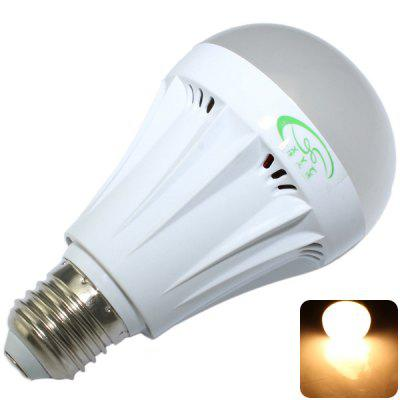 XinYiTong 7W E27 600LM 27 x SMD - 2835 LED Bulb Light Non Dimmable Bubble Ball Bulb  -  3500K
