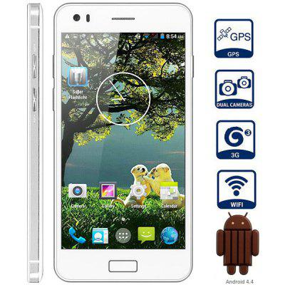 CKCOM I6 Android 4.4 3G Smartphone MTK6582 Quad Core 1.3GHz 1GB RAM 4GB ROM GPS WiFi With 5.0 inch QHD Screen