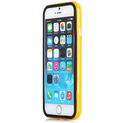 Hello Deere Wise Series High Quality TPU and PC Back Case Cover for iPhone 6  -  4.7 inches