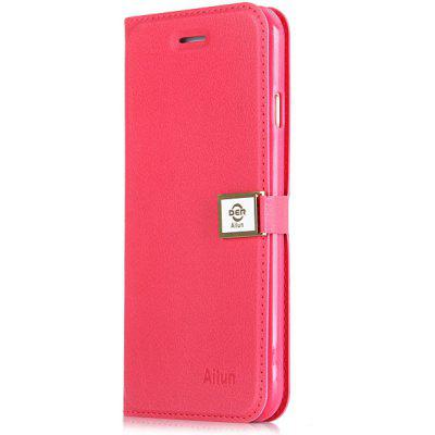 Hello Deere Ailun Series PU Leather and TPU Material Case Cover with Card Holder and Lanyard for iPhone 6  -  4.7 inches