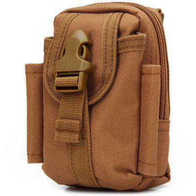 Durable Multifunctional Mini Phone Camera Bag for Traveling Fishing Hiking