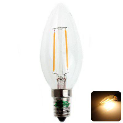 Zweihnder CMY - 39 E14 220 - 240V Tungsten Filament Warm White Light Candle Light Bulb