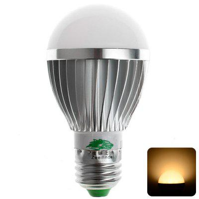 Zweihnder CMY-31 E27 3W 6 x SMD 5730 LED Warm White Light LED Bulb Light