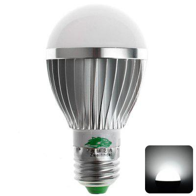 Zweihnder CMY - 31 E27 6 SMD - 5730 LEDs LED Bulb Light with White Light (280 Lumens)