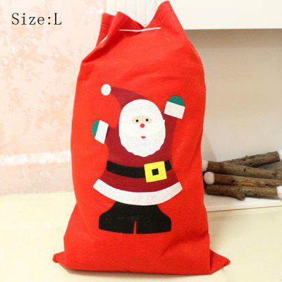 Popular Christmas Gadget Ornaments Santa Claus Gift Bag Birthday Party Ball Performance Festival Supplies Unique Gift