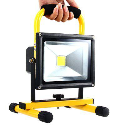 Ultra Bright 20W 1800LM LED Floodlight Waterproof Outdoor Spot Lamp  -  White Light