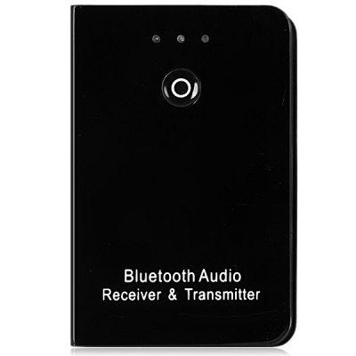 TS - BT35FA02 Mini 2 in 1 Wireless Bluetooth 3.0 Audio Receiver TransmitterSpeakers<br>TS - BT35FA02 Mini 2 in 1 Wireless Bluetooth 3.0 Audio Receiver Transmitter<br><br>Audio Source: Electronic Products with 3.5mm Plug,Bluetooth Enabled Devices<br>Battery Capacity: 250mAh<br>Bluetooth Version: V3.0+EDR<br>Charging Time: 2hours<br>Charging Voltage: DC 5V<br>Color: Black,White<br>Compatible with: Laptop, PSP, MP5, iPhone, iPod, Mobile phone, PC, MP3, MP4, Tablet PC<br>Connection: Wired, Wireless<br>Design: Multifunctional, Fun, Portable, Cool, Mini<br>Functions: Stereo<br>Interface: USB2.0, 3.5mm Audio<br>Lasting Time: 9hours<br>Model: TS-BT35FA02<br>Operating Range: 10m<br>Package Contents: 1 x 2 in 1 Receiver Transmitter, 1 x Power Cable, 1 x 3.5mm Audio Cable, 1 x 3 in 1 AV Cable, 1 x User Manual<br>Package size (L x W x H): 11.0 x 7.5 x 2.0 cm<br>Package weight: 0.082 kg<br>Power Source: USB,Battery<br>Product size (L x W x H): 7.0 x 4.5 x 1.0 cm / 2.75 x 1.77 x 0.39 inches<br>Product weight: 0.027 kg<br>Protocol: A2DP<br>Supports: Bluetooth<br>Transmission Distance: W/O obstacles 10m