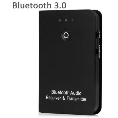 TS - BT35FA02 Mini 2 em 1 Wireless Bluetooth 3.0 Receptor de áudio Transmissor