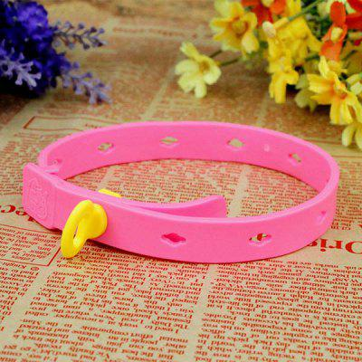 Adjustable 40cm Flea Eliminating Collar Pets Necklace Dogs Decors