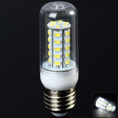Sencart E27 7W 36 x SMD 5730 1200Lm 6000 - 7500K LED Corn Light (White Light AC 100 - 260V)