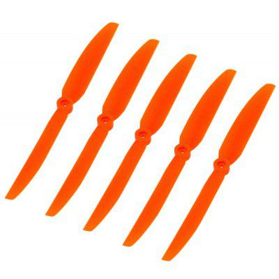 5pcs 8060 Spare Propeller Props for RC Model Aircraft Helicopter Replacement