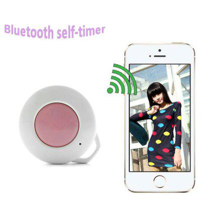 KR - 100 Compact Bluetooth Remote Control Camera Shutter Self - Timer with Micro USB Interface Design
