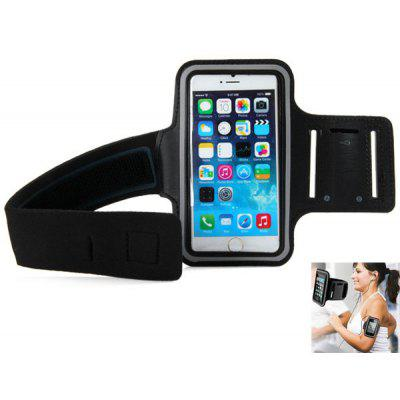 High Quality Sports Armband Pouch Cover Case with Double Holes Design for iPhone 6 6S