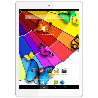 VOYO X1 Android 4.2 3G Phone Tablet PC with 9.7 inch XGA IPS Screen MTK8382 Quad Core 1.3GHz Dual Cameras WiFi Sleep Function 32GB ROM