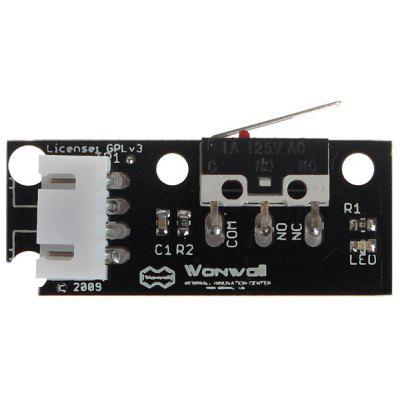 GZDY08 High Quality FR4 Limit Switch for 3D Printer Makerbot Reprap