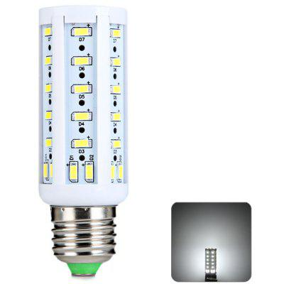 9W E27 SMD 5730 50 LEDs Warm White Corn Light (960LM 2800 - 3200K 220V)