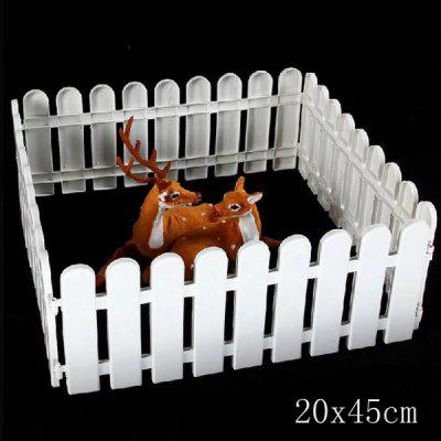 Popular 20 x 45 cm Christmas Fence Festival Party Ball Performance Festival Garden Supplies Unique Gift