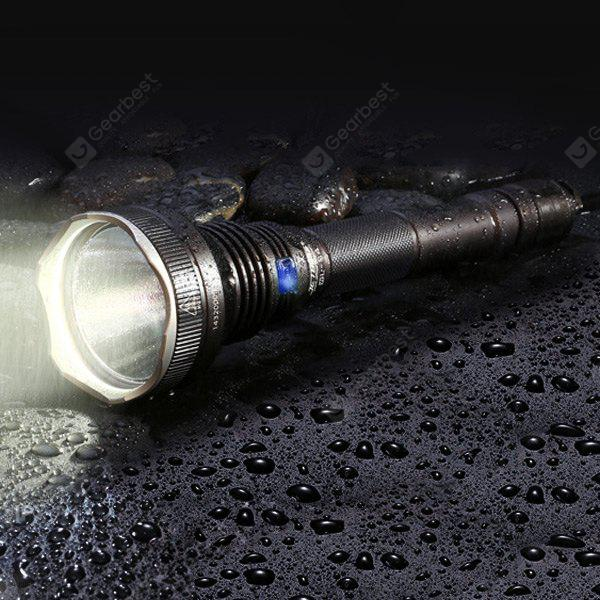 Jetbeam WL - S4 2600Lm Cree MTG2 7 - Modes LED Waterproof Tactical Torch (4 x RCR123A / CR123A or 2 x 18650 Battery)