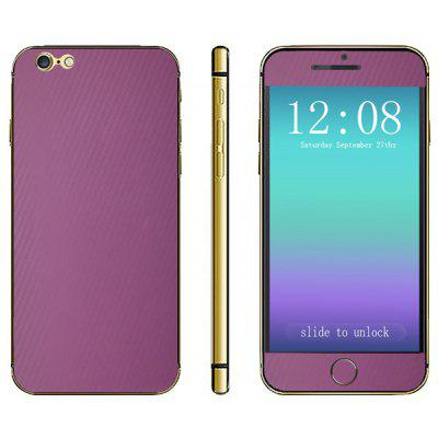 Stylish Phone Decal Skin Protective Full Body Sticker for iPhone 6 Plus  -  5.5 inches