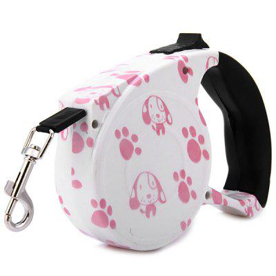 Practical 16.5 Feet Dog Cats Automatic Traction Leash Pets Collars Lead Retractable Rope