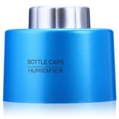Convenient Use USB Bottle Caps Humidifier with Space - saving Design