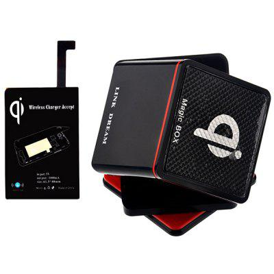 LinkDream X7 Qi Wireless Charging Transmitter Mat with Receiver Sets