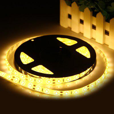 5M 87W 300 x SMD 5630 Water - resistant Flexible Strip Light Strip Lamp (Warm White)